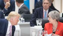 Not-so Special Relationship: Trump hits out at May, UK Ambassador