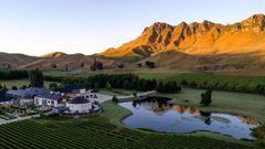 Craggy Range Winery at Havelock North has been voted one of the top World's Best Vineyards to visit. (Photo / File)