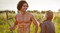 'It can get a little hands-on': Poldark star Aidan Turner admitted he's ambushed by gangs of 20 women as he revealed his swooning admirers get 'hands-on' at events. Photo / Supplied