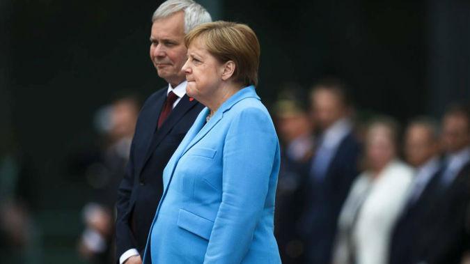 Angela Merkel has again brushed off the concerns. (Photo / AP)
