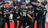 Black caps celebrating massive win over India in the Cricket World Cup