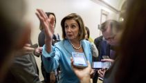 Nancy Pelosi implores Democrats to unify, warning of dangers ahead