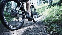 Levelling sons bike park 'over the top'