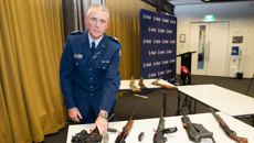 Gun buyback scheme: Armed police expected at first collection event tomorrow
