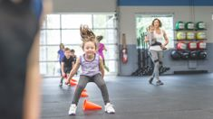 Lisa Fong: Parents don't know how much exercise their kids need