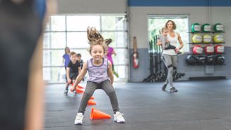 Study: Parents don't know how much exercise their kids need