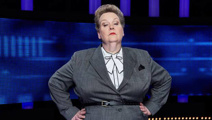 Chaser Anne Hegerty fears for health of host Bradley Walsh, who says she 'should take a look in the mirror'