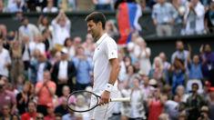 Novak Djokovic's Wimbledon win stained by shameless act