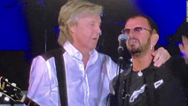 Paul McCartney, Ringo Starr have surprise Beatles reunion