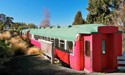 All aboard? Quirky train carriages turned accommodation on sale