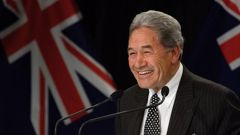 Foreign Minister Winston Peters has the ability to relate. Photo / Marty Melville