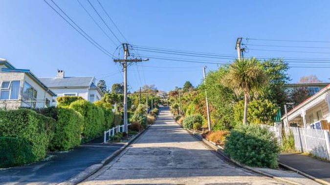 Dunedin's Baldwin St has been stripped of its world's steepest street crown.