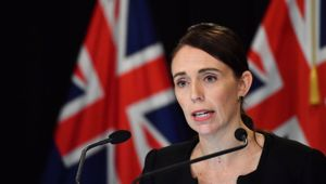 Jacinda Ardern: PM defends gun buyback scheme: 'I absolutely back what we are doing here'