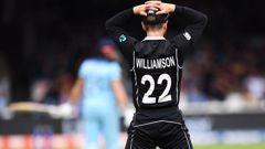 Kane Williamson says he wasn't aware of the little-known rule that cost the Black Caps the final. (Photo / Photosport)