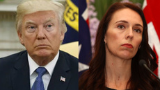 Prime Minister Jacinda Ardern condemns Donald Trump's attack on US congresswomen