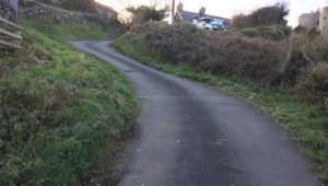 Ffordd Pen Llech, a street in the North Wales town of Harlech, has now been awarded the title.