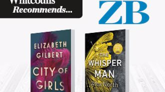 Joan's Picks: The Whisper Man and City of Girls (1)
