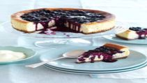 Nici Wickes: Baked cheesecake recipe