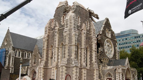 Keith Paterson: 'A seven to ten year project' - The latest update on long delayed Christchurch Cathedral