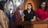Rashida Tlaib, Ilhan Omar, Alexandria Ocasio-Cortez, and Ayanna Pressley were the targets of Trump's Twitter tirade. (Photo / AP)