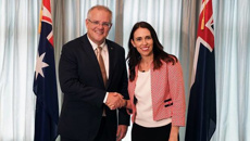 Barry Soper: Jacinda and Scomo catch up across the ditch