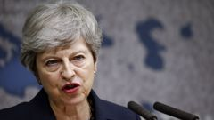 Rod Liddle: UK leader Theresa May slams populist politics and Brexit 'absolutism'