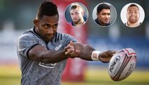 Five players to make All Blacks debut against Argentina