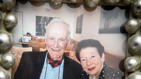 Elderly couple spend 40th anniversary in hospital after attack