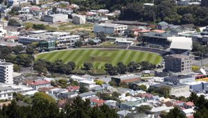 Martin Devlin: Basin Reserve name is here to stay