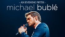 Win tickets to Michael Bublé live