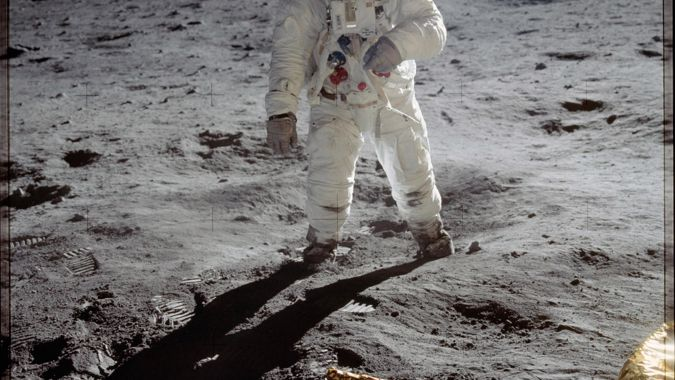 NASA's Brian Odom: We could see humans living on the moon in the next few years