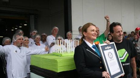 New Zealand's weirdest Guinness World Records