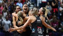 Gold for Silver Ferns! New Zealand crowned netball World Cup champions
