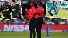 Umpire Kumar Dharmasena admits he made a crucial mistake in final