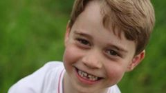 Prince George turns six today. His mother has shared a series of photos to mark the occassion. Photo / Instagram