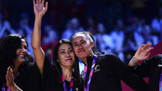 Noeline Taurua's future with Silver Ferns uncertain after World Cup title