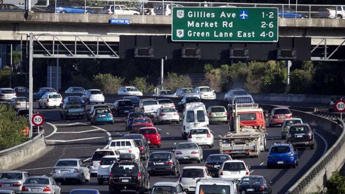 AA: Auckland's congestion set to get worse