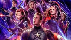 Avengers: Endgame has squeaked past to claim the top box office title. (Photo / Marvel)