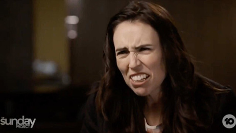 Heather du Plessis-Allan: Jacinda Ardern's The Project interview only awkward because she got caught