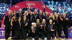 Mike's Minute: No netball prize money because it's a globally insignificant sport