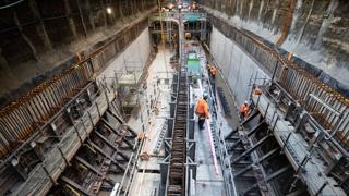 Jacinda Ardern: 'City Rail Link disruption should be raised with NZTA'