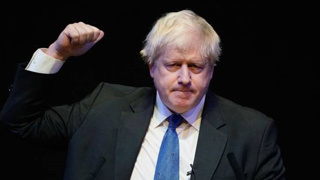 Boris Johnson tipped to become Britain's Prime Minister tonight
