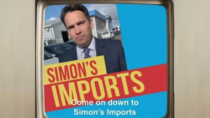 Simon Bridges supports Greens' attack ad: 'It's a little bit silly'