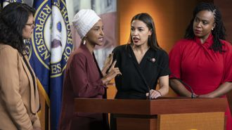 Trump escalates attack on 'very racist' Democrat congresswomen