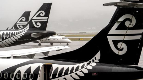 Air NZ's Grabaseat celebrates website's birthday with biggest promotion of the year