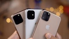 Apple to release three new 'iPhone 11' models in September