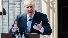 Boris Johnson has instilled Brexit supporters into the Cabinet. (Photo / Getty)