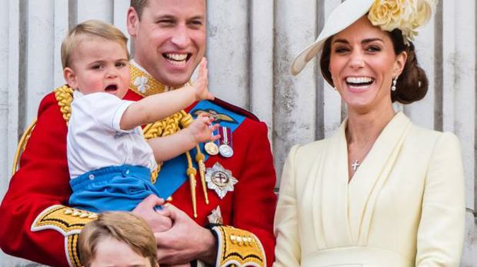 A royal expert explains why we shouldn't rule out another Baby Cambridge. (Photo / Getty)