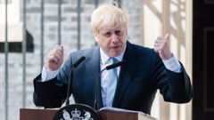 Boris Johnson was named Britain's new Prime Minister this week. (Photo / Getty)