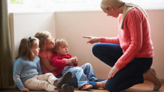 Emily Writes: Is shouting at your kids an effective way of disciplining them?